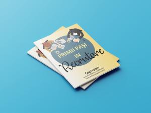 Ebook Primii Pasi in Recrutare