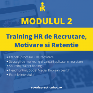 curs online recrutare