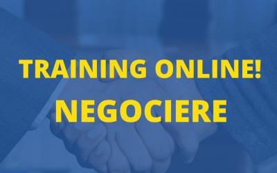 Training online complet de Negociere prin Persuasiune